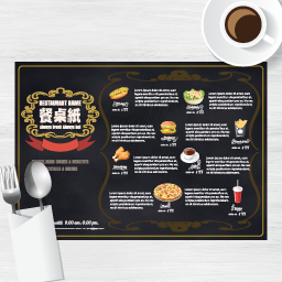 Paper Placemats